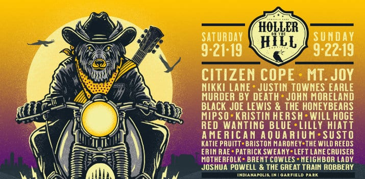 holler on the hill 2019