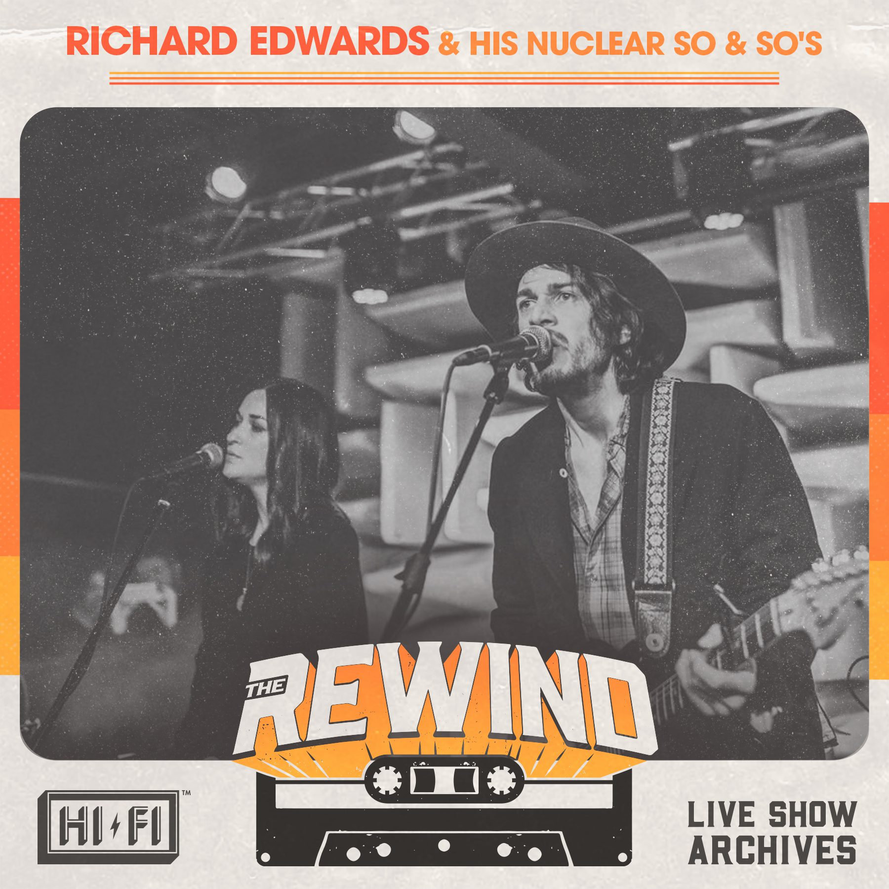 richard edwards, margot and the nuclear so and so's, hifi, new years eve, nye