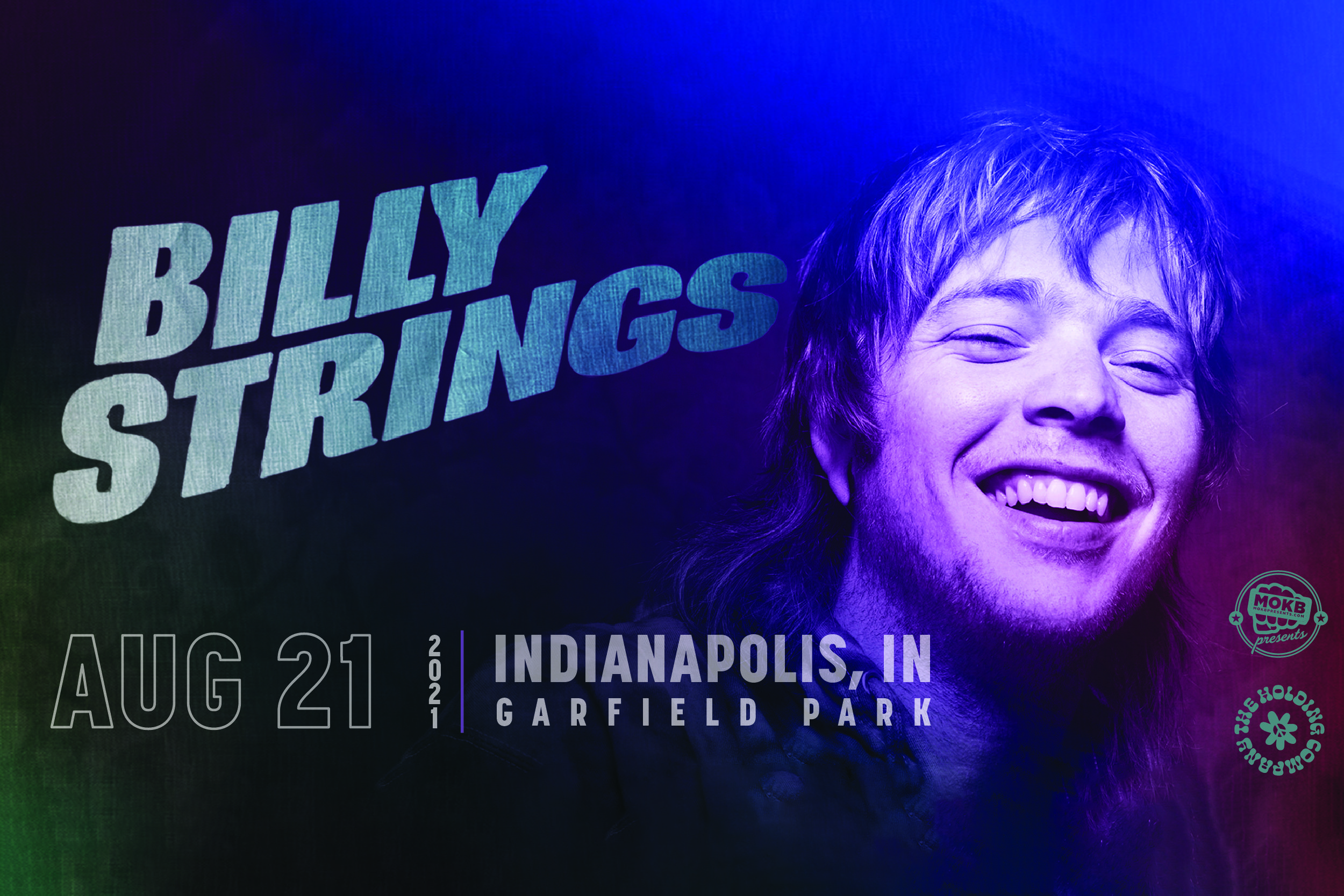 Billy Strings Indianapolis Garfield Park